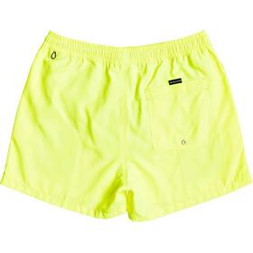 Quiksilver Everyday Volley 15 Shorts Hombre, amarillo